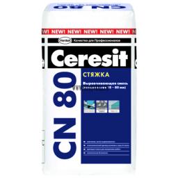 Смесь для пола Ceresit CN 80