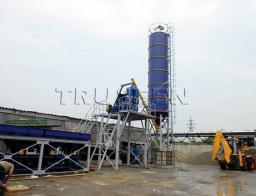 Цементно бетоносмесительный завод TRUSEEN-25