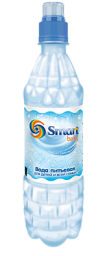 Детская Вода питьевая Smart Baby 0.330х10 спорт-кэп