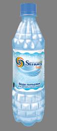 Детская Вода питьевая Smart Baby 0.500х8