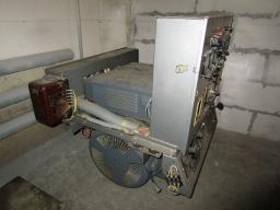 Генератор ДГФ-82/4 БМ со шкафом управления