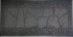Накладки на ступени Камни