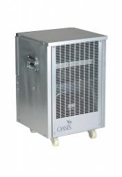 Oasis IP54 - промышленный осушитель воздуха класса люкс