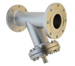 Фильтр сетчатый ФС-IX-300-1,6-0,2-09г2с Y- образный фланцевый с КОФ