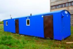вагон дом для проживания 12 человек