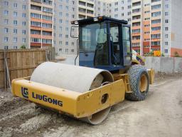 Каток, Виброкаток 1-18 тонн