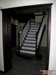 Лестница для дома. Изготовление. Монтаж.