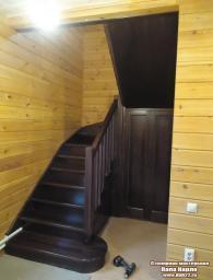 Лестницы на заказ в стиле