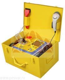 Электромуфтовый аппарат Nowatech ZERN-4000, для сварки фитингов диаметром до 1200 мм