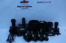 Муфта электросварная ПЭ100 355 мм SDR17