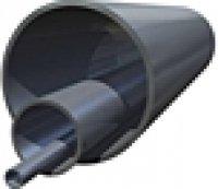 Труба напорная ПНД ПЭ 100 SDR 17 160*9.5 ГОСТ 18599-2001, ТУ 2248-016-40270293-2002