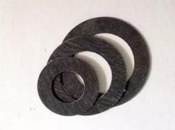 Прокладка паронитовая кольцоДу 400