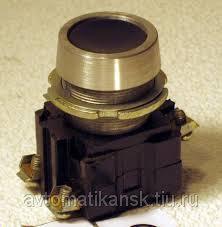 Кнопка управления ВК-14-21красные (аналог КЕ-011)