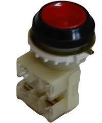 Кнопка управления ВК-50-21 красный