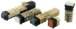 Кнопка управления ВК-16-19-А22150-40У3(6,3А) БП жёлт