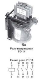РЭ-14(=110В)