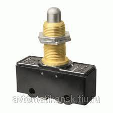 Микровыключатель МП-1104 (креление проводника под пайку )