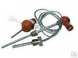 Термосопротивление дТС 045-50МВ2.120 мм длина, гайка, клемная головка