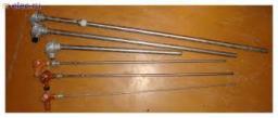 ТСМ 0193-01 50М/C/4/-50*+180*C/ L=160mm,D=10mm,гайка,клем.гол.