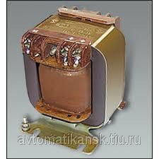 Трансформатор понижающий ОСМ-1-0,063У3( 380/12/5)В