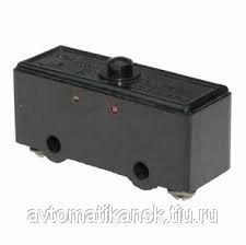 Микровыключатель МП-1101Л ( крепление проводника под винт )
