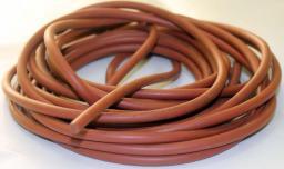 Круглый шнур из фторсиликоновой резины СП-ФС - диаметр 10 мм