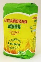 Мука пшеничная хлебопекарная высший сорт 5 кг