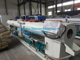 Экструзионная линия для производства обсадных труб из НПВХ