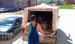 Вывоз строительного мусора/старой мебели ГАЗелью от 1500. 92-38-92