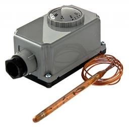 Регулируемый термостат с выносным датчиком