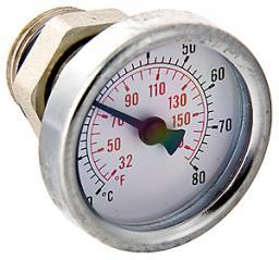 """Термометр погружной [Размер: 1/2""""]"""