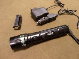 Полиция SWAT (cree led) Светодиодный аккумуляторный фонарь