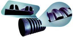 Экструзионная линия для производства спиральновитых полиэтиленовых труб