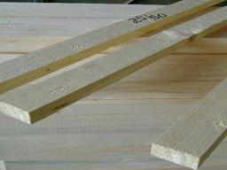 Брусок обрезной реечного типа сосна от 12 руб/шт