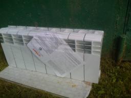 Биметаллические радиаторы Grant 200