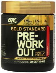 Gold Standard PRE-Workout ананас 330 г