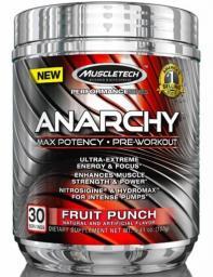 Anarchy Next Gen фруктовый пунш 185 г