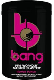 Bang Pre-Workout Master Blaster ежевика 522 г