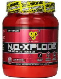 N.O.-Xplode 3.3 малиновый лимонад 1100 г