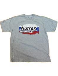 Футболка Nutrex серый xl