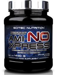 AMI-NO Xpress персиковый чай со льдом 440 г