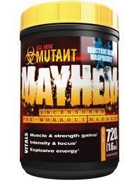 Mutant Mayhem фруктовый пунш 720 г