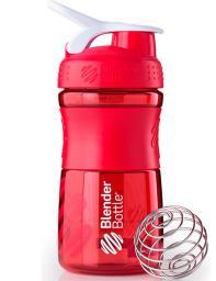 Шейкер Blender Bottle SportMixer красный 591 мл