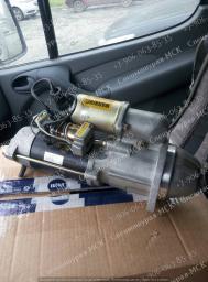 Стартер для экскаватора Kobelco SK100, 24V, 2,8 kW
