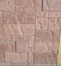 Интерьерный камень Древняя мозаика