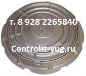 Люк канализационный легкий ГОСТ 3634-99