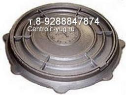 Люк канализационный ЛМ (А15) легкий ГОСТ 3634-99