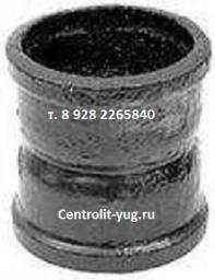 Муфта чугунная канализационная ЧК 50-150