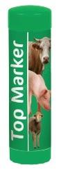 Карандаш для маркировки скота зеленый Top Marker