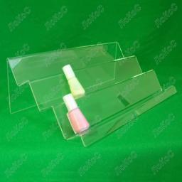 Изделия из акрила Подставки под косметику и парфюмерию